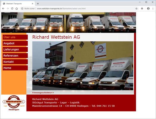 Richard Wettstein AG