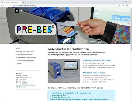 PRE-BES® - Raphael Kopfmann