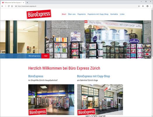 BüroExpress - www.buero-express.ch