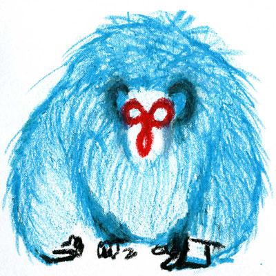 Lynn Gerlach, The Monkey King N° 3