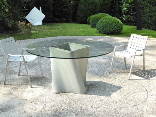 Stefan Sieboth, Tisch Silberwelle