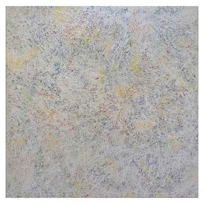 Edy A. Wyss, Farbe durchdringt Weiss
