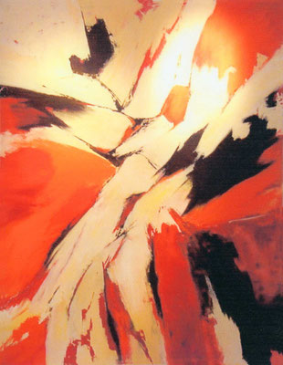 Margarita Flad,  Im Licht / Impression 1