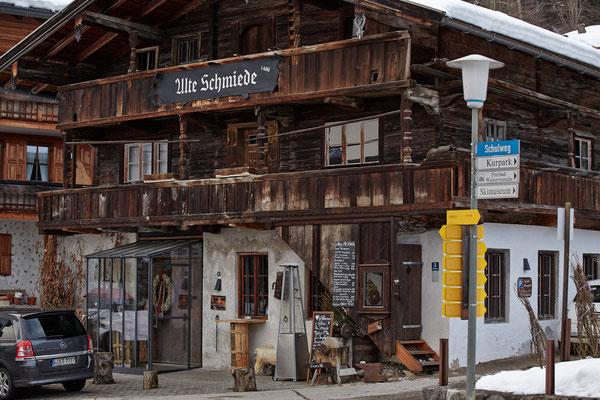 ALTE SCHMIEDE, uriges Gasthaus in Reit im Winkl