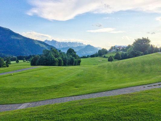 Golfplatz Reit im Winkl-Kössen