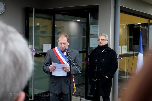 Inauguration du cabinet médical - Dimanche 7 décembre 2014