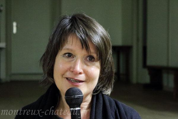 Vendredi 15 janvier 2016 - Isabelle Mougin, conseillère départementale
