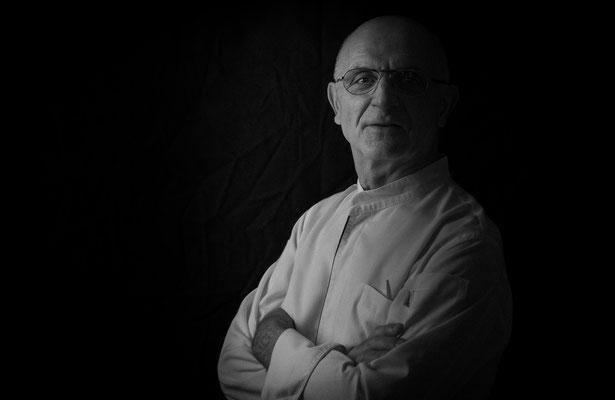 Jean-Claude Bourgueil, Kitchen Philosopher, Restaurant Im Schiffchen, 2018