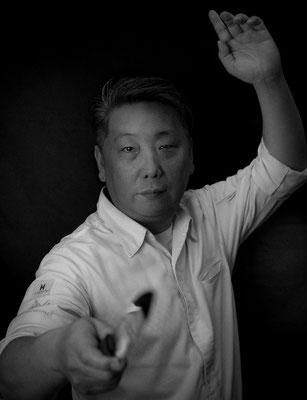 Yoshizumi Nagaya, The Master, Michelin-starred Chef, Restaurant Nagaya, 2019