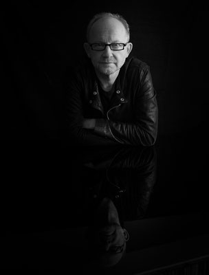 Dieter Falk, Music Producer, Composer and Pianist, 2019