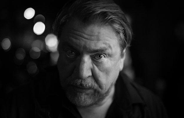 Armin Rohde, Actor & Photographer, 2018