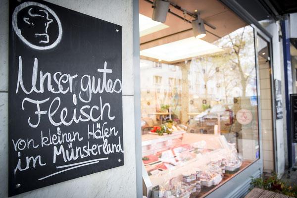 Fleischerei Eckart - handwerkliches Familienunternehmen seit 52 Jahren in Köln