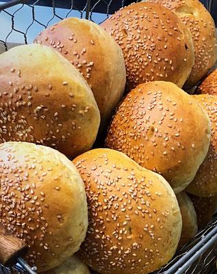 Richtig gute Burger Buns vom  Kölner Handwerks Bäcker