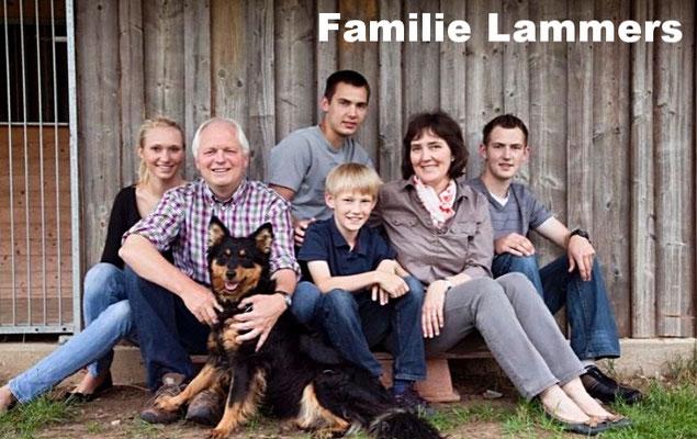 Familie Lammers