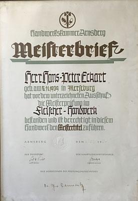 Fleischerei, Metzgerei Meisterbetrieb Eckart