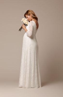Umstandsbrautkleid Spitze Tiffany Rose Brautmoden Per Sempre