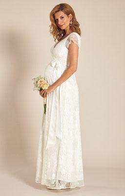 Brautkleid für Schwangere Tiffany Rose Brautmoden Per Sempre
