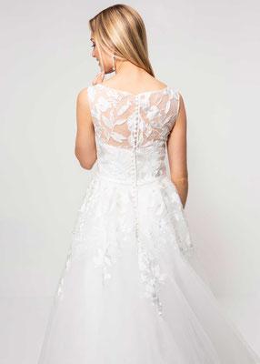 Brautkleid Curvy Weise Fashion Brautmoden Per Sempre