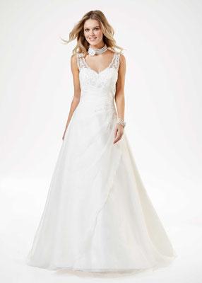 Brautkleid Plus Size Brautmoden Per Sempre