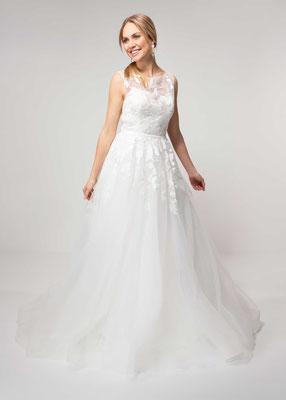 Brautkleid Übergröße Weise Fashion Brautmoden Per Sempre