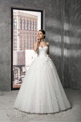 Brautkleid Prinzessin, Tüll Iryna Kotapska Brautmoden Per Sempre