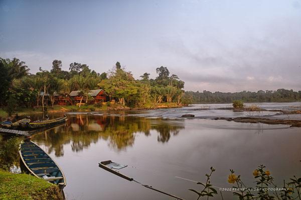 Suriname Menimi Waterscape