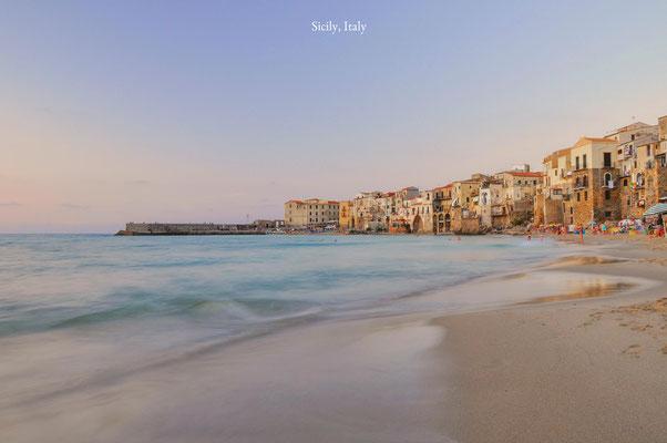Cefalu Sicilie Italy