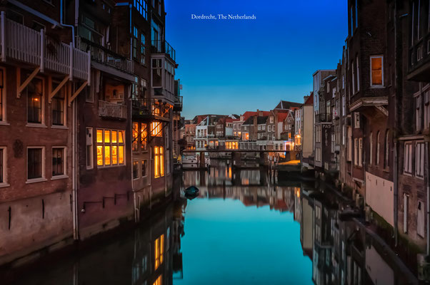 Dordrecht The Netherlands Cityscape