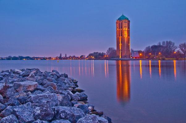 The Netherlands Aalsmeer Waterscape