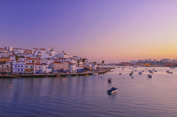 Portugal Ferrando Algarve Cityscape