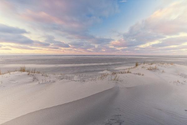 Terschelling Beach Strand Formerum Waddeneiland Waterscape Netherlands