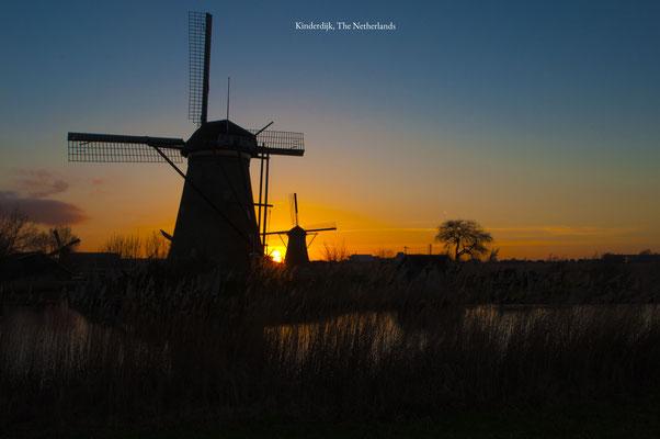 Kinderdijk The Netherlands