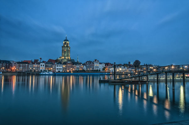 The Netherlands Deventer Cityscape