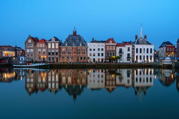 Maassluis Netherlands Cityscape