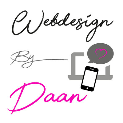 Webdesign by Daan