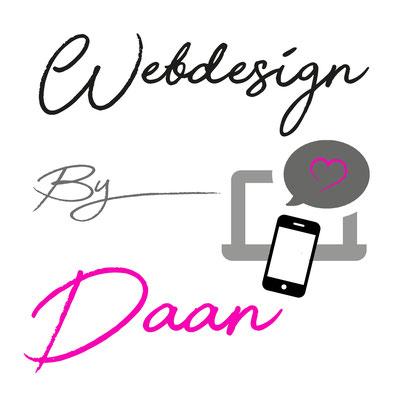Webdesign by Daan
