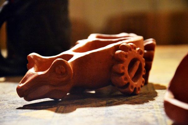 гончарная мастерская кноризготовление глиняных изделий