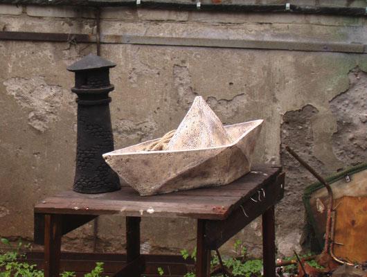 гончарная мастерская изготовление больших горшков