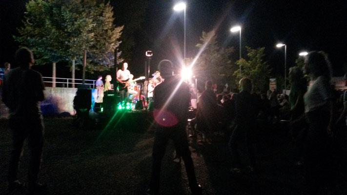 Tapas Mixtas, August 2016