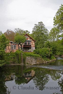 Haus an der Ilm in Weimar