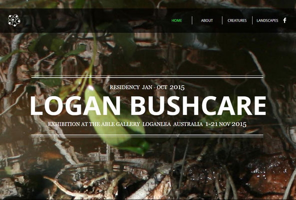 2015 Logan BushCare Residency (RADF) QLD