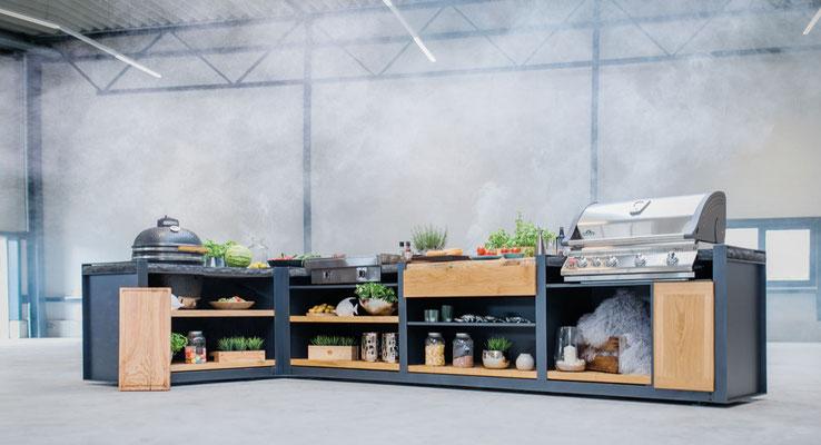 Gartenküche von Oehler