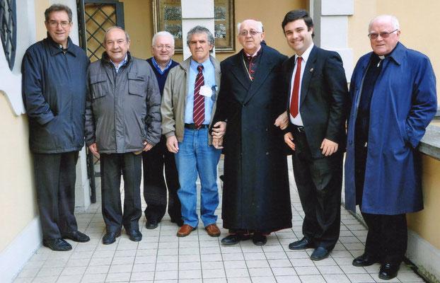 2011 - Festa del Perdono col vescovo Carlo Ghidelli, vescovo emerito di Lanciano-Ortona