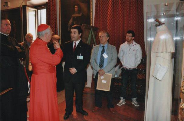 2014 - Festa del Perdono col card. Francesco Coccopalmerio