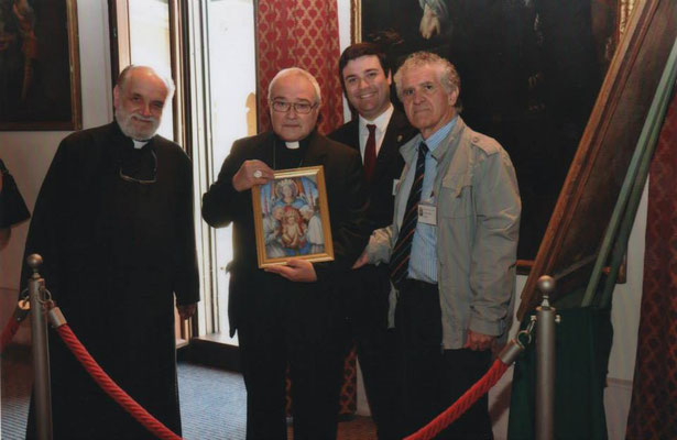 2014 - Festa del Perdono col vescovo Luigi Negri, vescovo di Ferrara-Comacchio