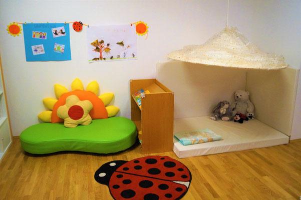 Privater Kinderkrippe Innsbruck - Private Kinderbetreuung TSD