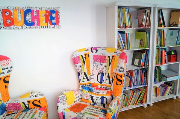Leseecke Innsbruck - Private Kinderbetreuung TSD