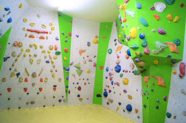 Boulderraum Innsbruck - Private Kinderbetreuung TSD