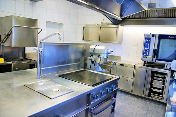 Küche Innsbruck  - Private Kinderbetreuung TSD