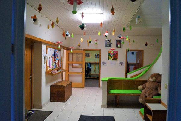 Eingang Innsbruck - Private Kinderbetreuung TSD